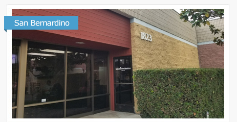 San Bernardino Clinic Location
