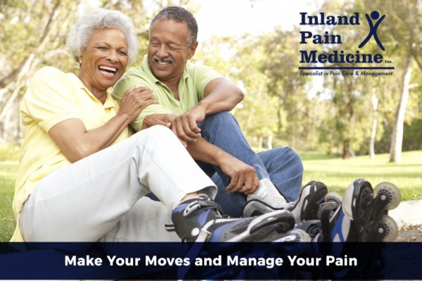 Make Your Moves and Manage Your Pain