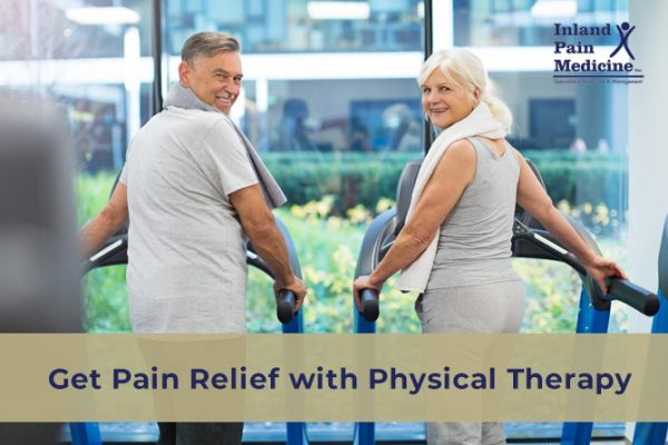 Get Pain Relief with Physical Therapy
