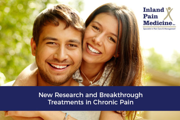 New Research and Breakthrough Treatments in Chronic Pain