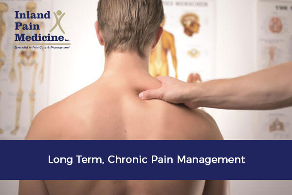 Long Term, Chronic Pain Management