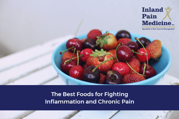 The Best Foods for Fighting Inflammation and Chronic Pain