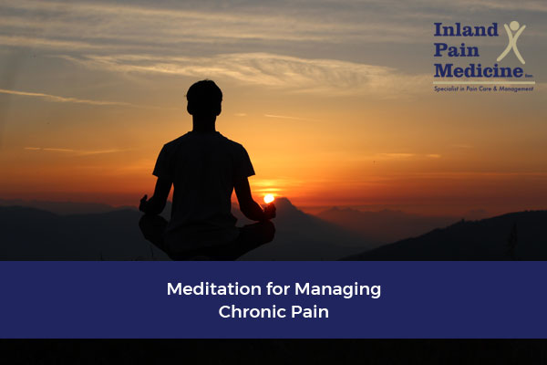 Meditation for Managing Chronic Pain
